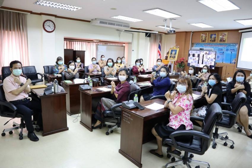โครงการสัมมนาเชิงปฏิบัติการเสริมสร้างคุณธรรมจริยธรรมและวัฒนธรรมองค์กรฯ ประจำปีงบประมาณ 2564